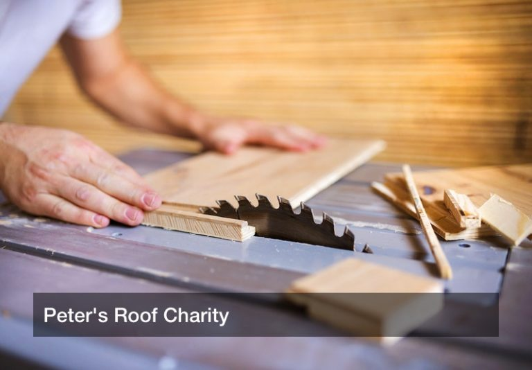 Peters Roof Charity