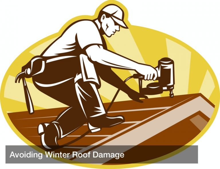 Avoiding Winter Roof Damage