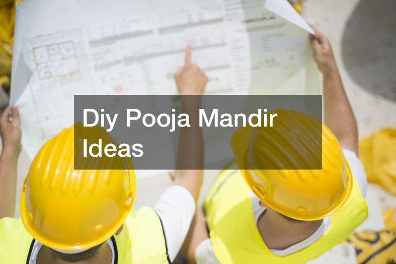 Diy Pooja Mandir Ideas