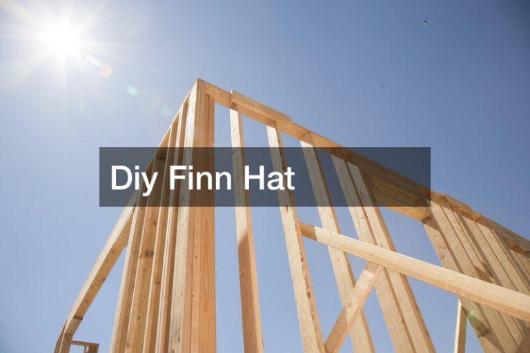 Diy Finn Hat