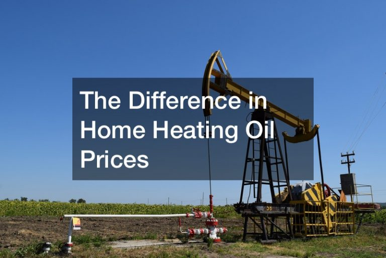 The Difference in Home Heating Oil Prices